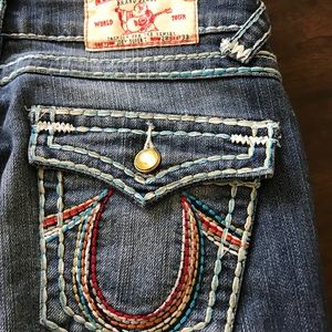 True religion jeans. Size 28.
